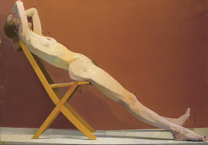 ean uglow,bacon,Hockney,Freud,das nackte leben, naked life,LWL,museum für Kunst und Kultur