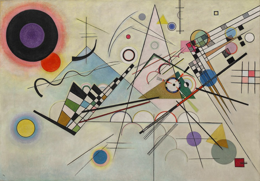 Vasily Kandinsky,Guggenheim,Bilbao,maestros,collection