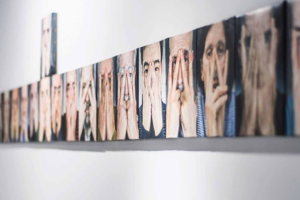 Curtesy: Roberto Gonzalez Fernandez Galeria, Federica no era tonta, Roberto Gonzalez fernandez