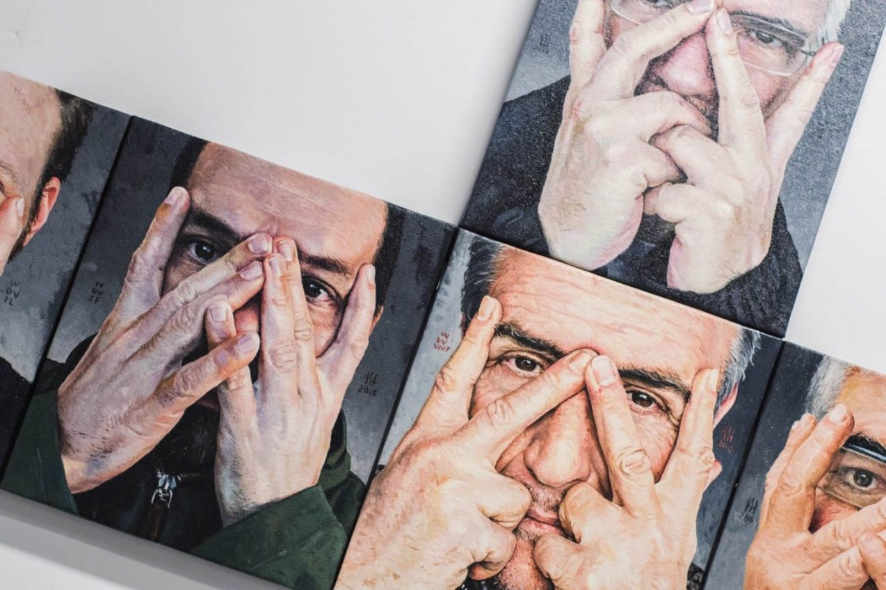 Curtesy: Roberto Gonzalez Fernandez Galeria, Federica no era tonta,Roberto Gonzalez Fernandez
