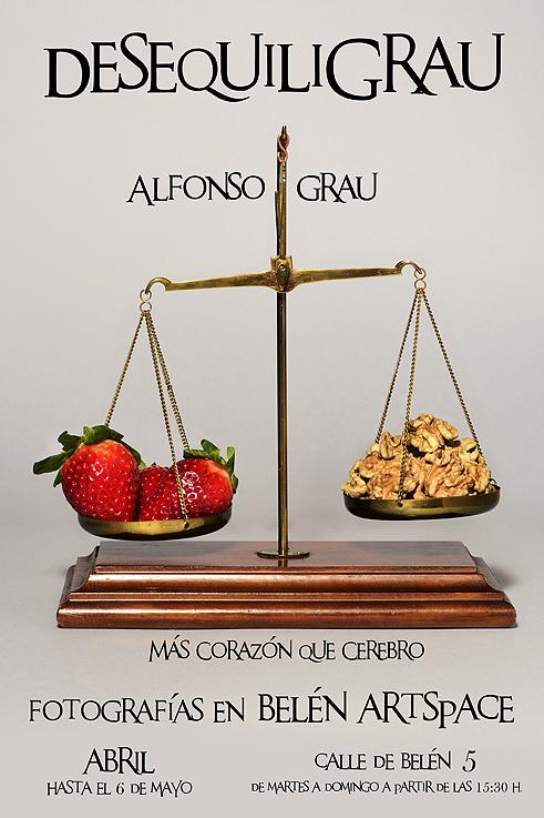 Alfonso Grau,DesequiliGrau,Belen Artspace,Chem,a madoz, surealista,poetico,imagenes,cotidiano