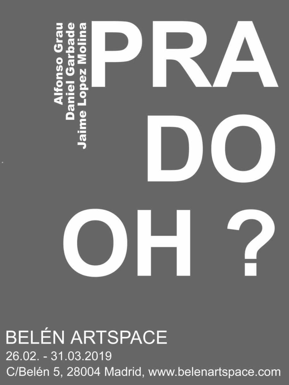 Prado,Garbade,Grau,Lopez Molina, Belenartspace