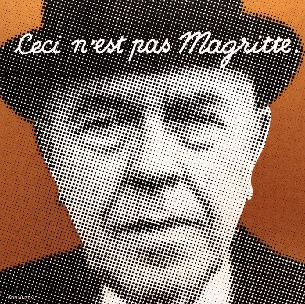 Magritte, Adrianzen,Manuel,belenartspace,exposicion,pintura,
