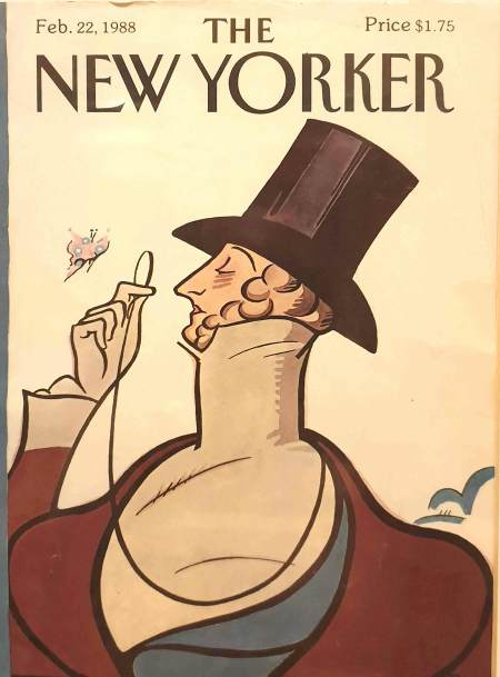 The New Yorker,Rea Irvin,