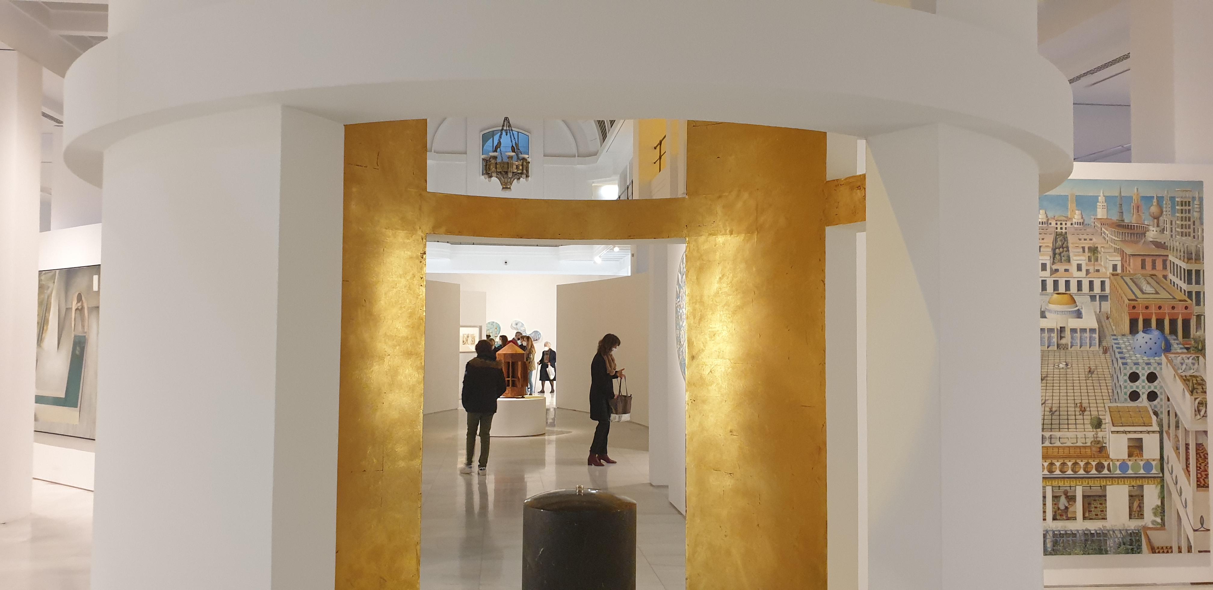 guillermo perez villalta,alcala 31, exposicion,labirinto,madrid,pintos,dibujante,Photografia,Garbade
